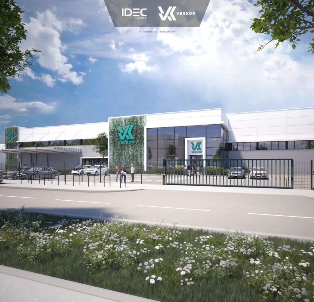 Innovation Center Verkor