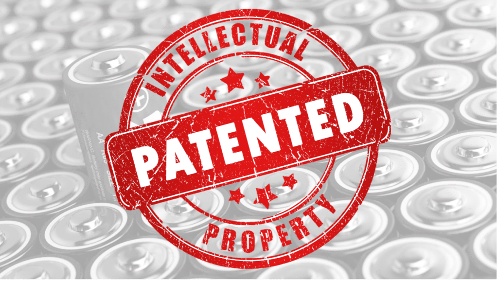 Intellectual Property Patented Seal
